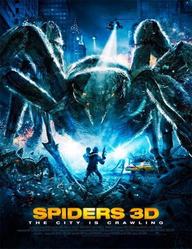 Ver Spiders 3D (2013) Online