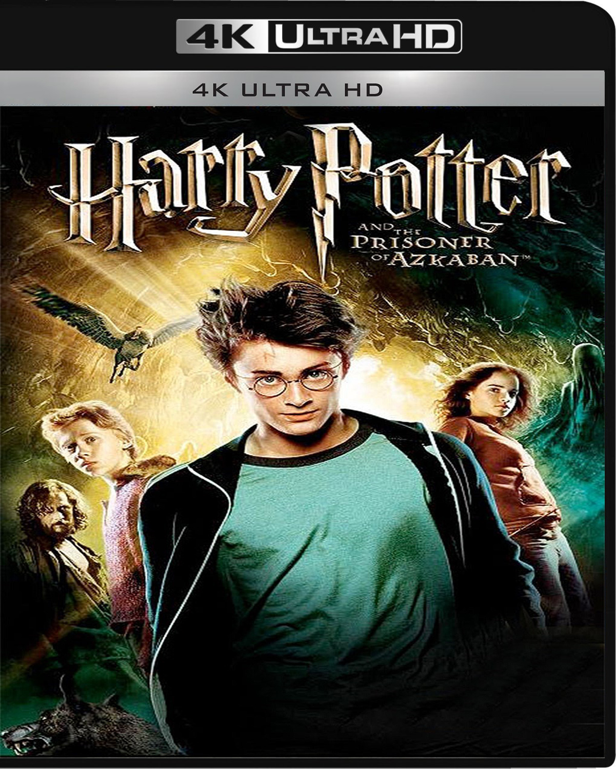 Harry Potter and the Prisoner of Azkaban [2004] [UHD] [2160p] [Latino – Castellano]