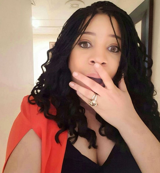 monalisa chinda expecting a baby
