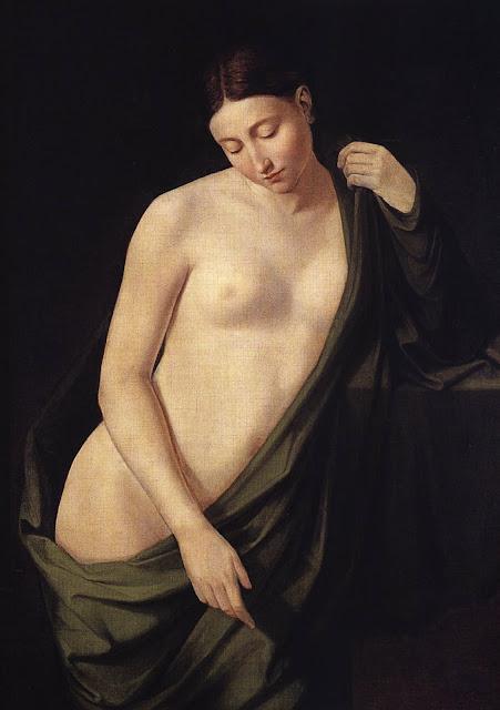 Wojciech Stattler: Nudo femminile