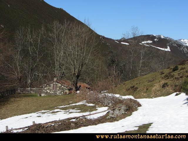 Ruta Belerda-Visu La Grande: Majada Gavilán