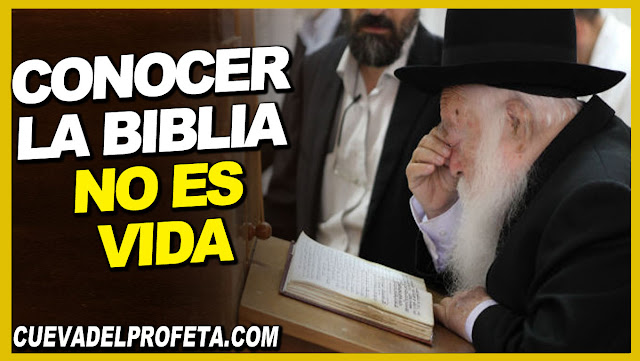 Conocer la Biblia no es Vida - Citas William Marrion Branham Mensajes