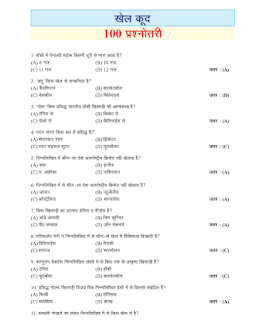 Khel-Kood-Se-Sambandhit-Question-PDF-Book-In-Hindi