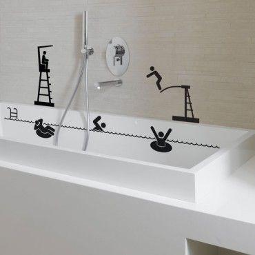 Vinilo para el baño