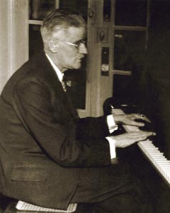 Spotify Classical Playlists: Music From The Works Of James Joyce