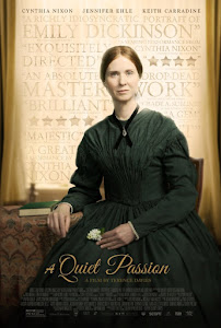 A Quiet Passion Poster