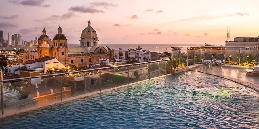 Turismo en Cartagena de Indias, Colombia