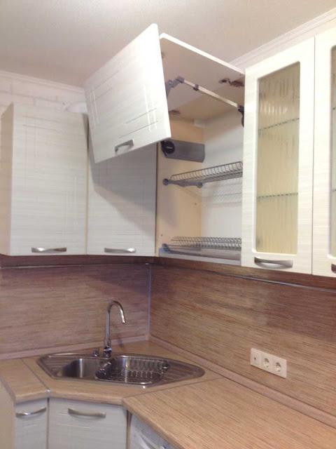 стеновая панель для кухни тростник