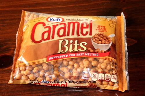 Eclectic Red Barn: Kraft Caramel Bits