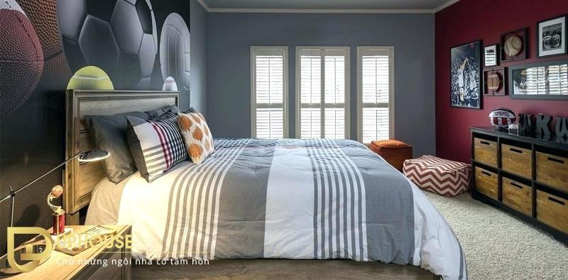 Phòng ngủ tân cổ điển 05