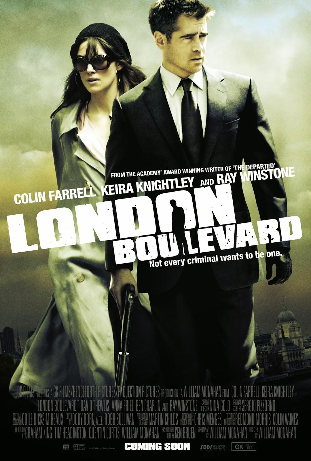 London Boulevard (2010) BRRip ταινιες online seires xrysoi greek subs