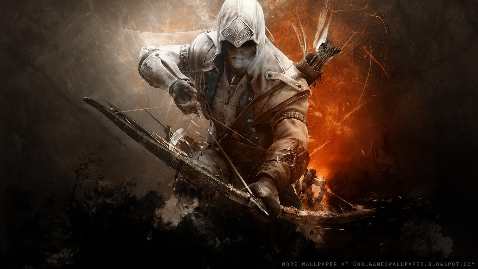 Assassin S Creed 3 Wallpaper 2 Cool Games Wallpaper