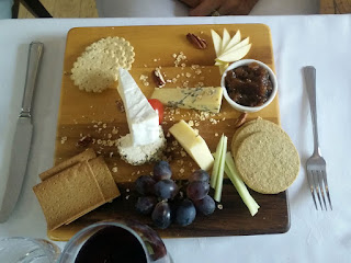 The cheese board I could have had