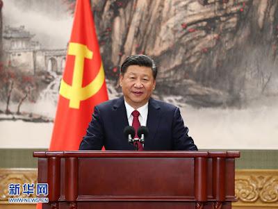 Pensamento de Xi é julgamento racional das condições atuais da China