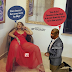 Hilarious photo of Rihanna and Donjazzy