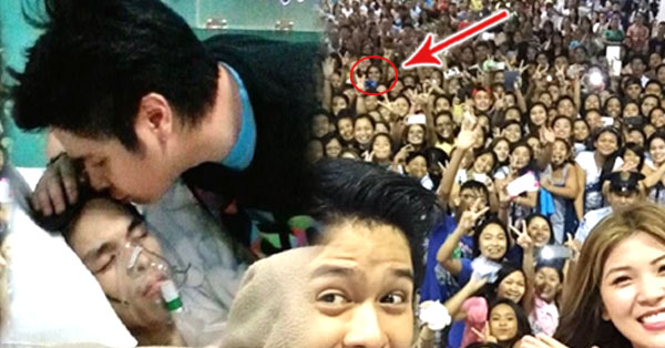 SHOCKING! Luh! Jam Sebastian was captured in a Photo/Video when Yexel Sebastian has an even, a Mall Tour, the Brother of Jam!