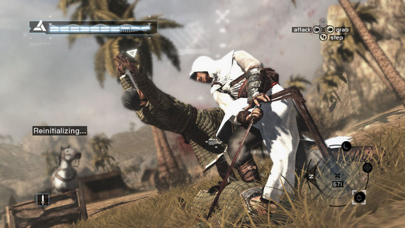 Assassins Creed Full Rip Skullptura