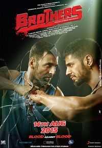 Brothers 2015 Download Hindi Movie 300mb 480p