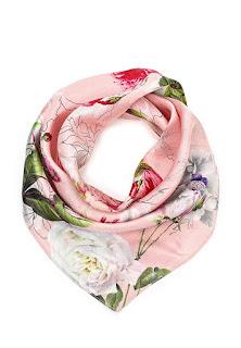 Шелковый платок 1320 руб
