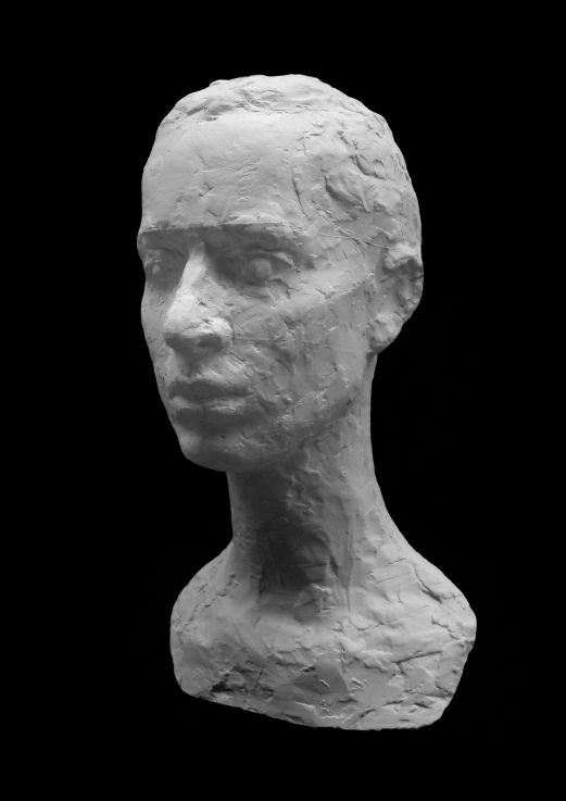 Edith_Lafay_sculpture_figurative_buste_Pauline