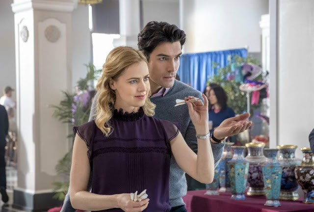 Love, Once and Always (2018) – Contemporary Romantic-Comedy Revisits The Gilded Age