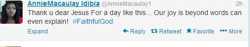 tuface birthday annie macaulay tweets