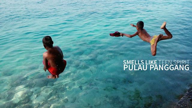 Traveling pulau seribu