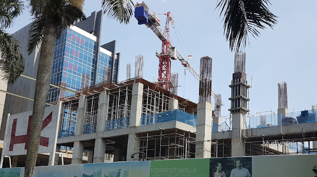 Proyek Pembangunan Apartemen Olympic Residence Sentul
