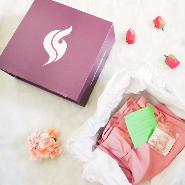 Unboxing Style Genie Love Local Box - Pastels