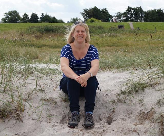 Der Strand von Wendtorf im Naturschutzgebiet Bottsand. Ein toller Strand auf dem Kieler Ostufer und an der Außenförde. Ich kann ihn Euch als Küstenmami und Strand-Kennerin voll empfehlen!