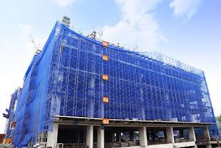 Tiến độ xây dựng căn hộ Saigon Mia