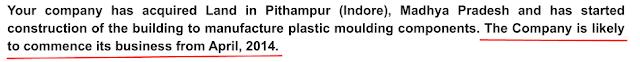Analysis Equity Research Report Machino Plastics Ltd, manufacturing injection plastic moulded parts for Maruti Suzuki India, Suzuki Motorcycle India, Volvo Eicher, Hero Motors, Caparo Maruti Ltd