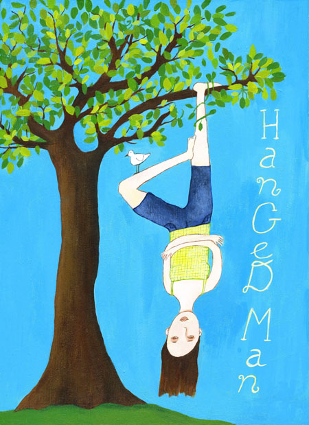 """Hanged Man"" by Karyn Raz 