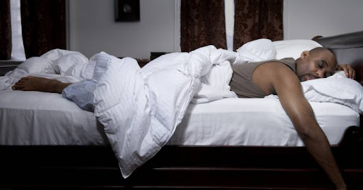 Here Is How Having S£x Before Bed Can Help You Fall Asleep Faster