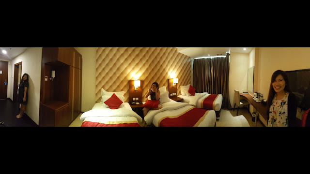 gideon hotel batam review