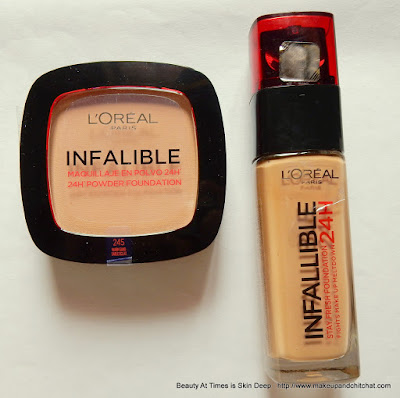 L'Oreal Paris Infallible 24 Hr Foundation