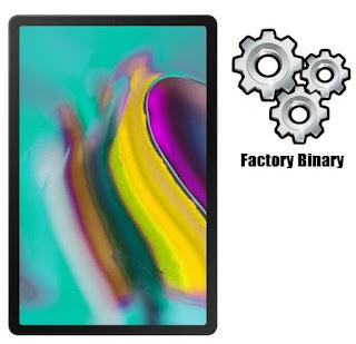 Samsung Galaxy TAB S5E SM-T725 Combination Firmware
