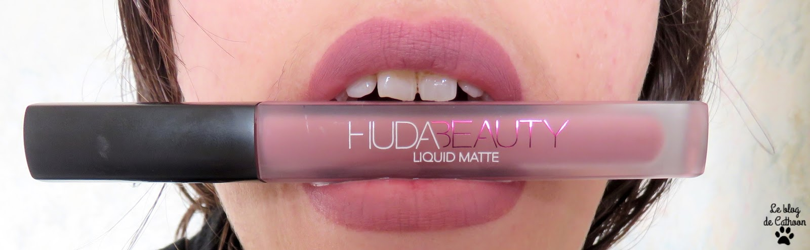 Liquid Matte - Muse - Huda Beauty