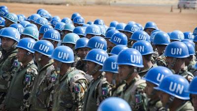 ¿Elecciones en Venezuela supervisadas por la ONU y con presencia de los cascos azules?