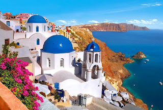 The Story of Santorini