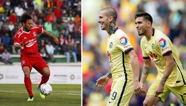 America vs Mineros Zacatecas en vivo Copa MX Apertura 2016
