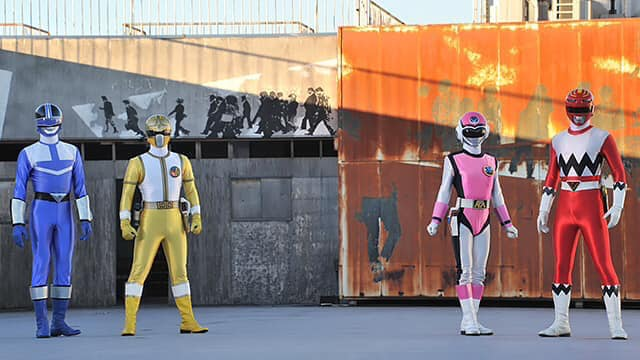 Super sentai strongest battle episode 1 who is the strong - 1 7
