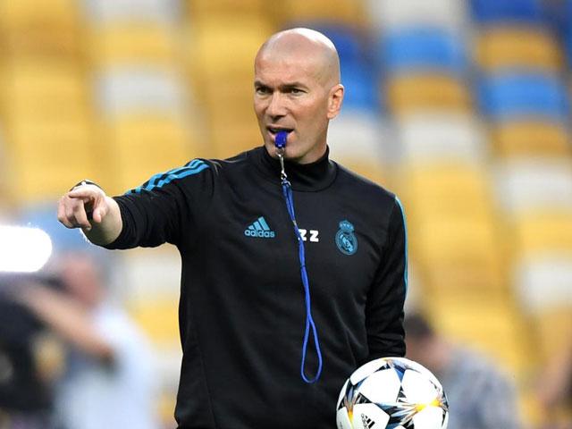 Những khó khăn liên tục thử thách Zidane