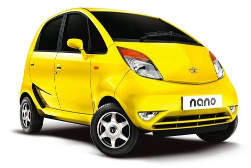 Spesifikasi Dan Harga Tata Nano