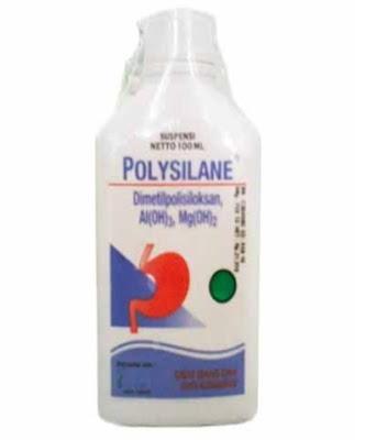 Polysilane - Manfaat, Efek Samping, Dosis dan Harga