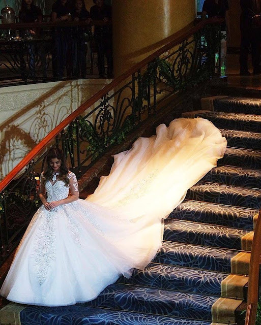 Soon To Be Mrs. Heusaff: Anne Curtis Flaunts Her Gown as Fans Wait for the Grandest Wedding of the Year!