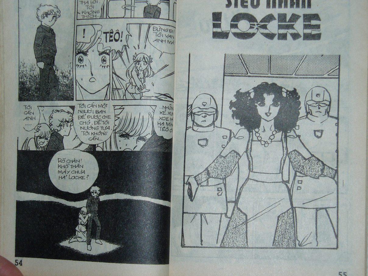 Siêu nhân Locke vol 12 trang 26