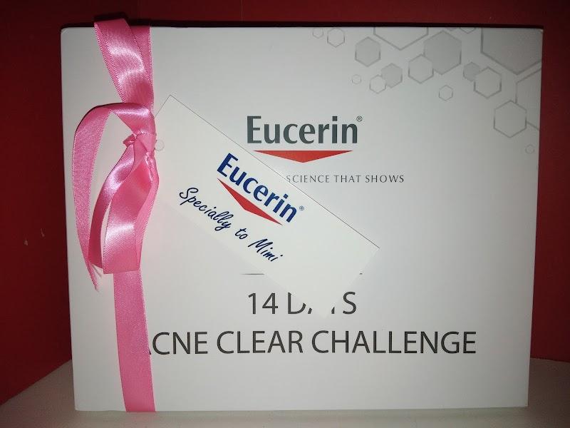Cabaran Kulit Bebas Jerawat Dalam Masa Dua Minggu Dengan Eucerin ® ProACNE Solution A.I Clearing Treatment