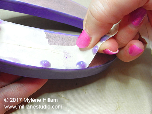 Mill Lane Studio: Marble-ous Resin - How to Create a Faux