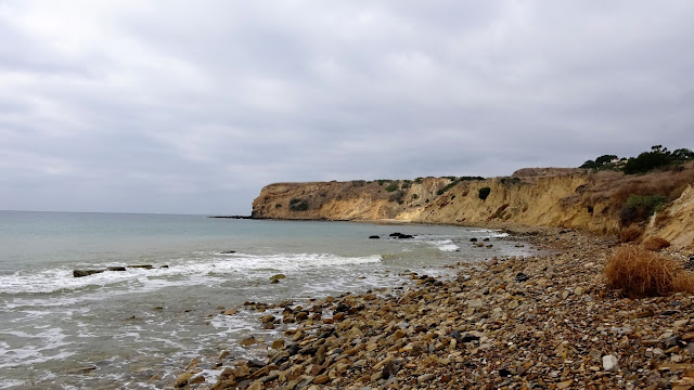 Portuguese Bend Cove Beach
